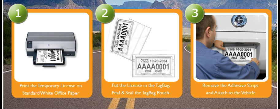 How Long Is New Car Temp Registration